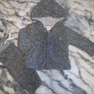 Baby Gap hoodie set